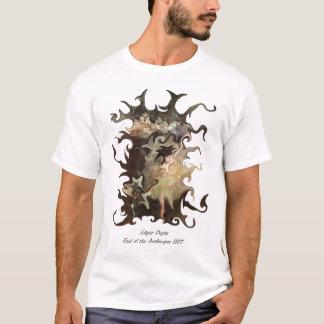 Camiseta Torcido desgasifique