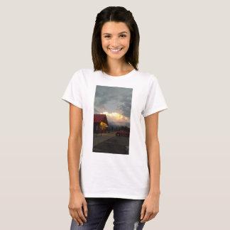 Camiseta Tormenta distante