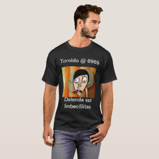 Camiseta Toroldo @ 6969