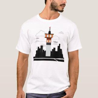 Camiseta Torre de controlador aéreo