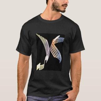 Camiseta Torsión del brillo