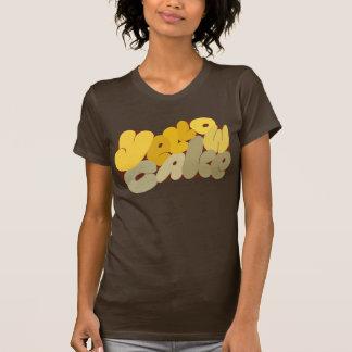 Camiseta Torta amarilla