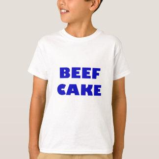 Camiseta Torta de la carne de vaca