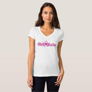 Camiseta Tortas del bebé
