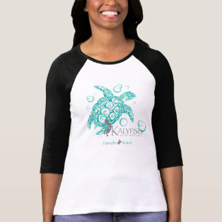 Camiseta Tortuga de mar de Kalypso