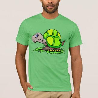 Camiseta Tortuga en hierba