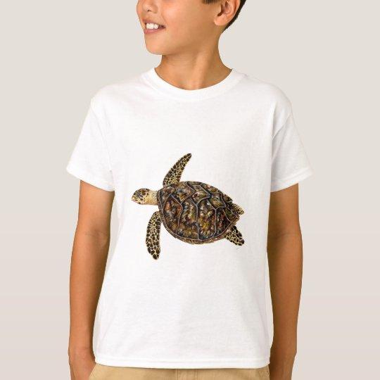 Camiseta Tortuga imbricata