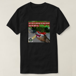 Camiseta Tortuga Ninjas