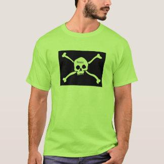camiseta tóxica para los hombres por DAL (6xl)