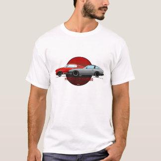 Camiseta Toyota contra Datsun