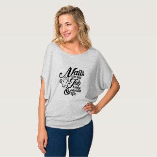 Camiseta Trabajo del Esthetician