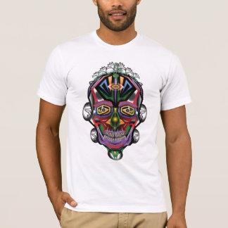 Camiseta Tracción del cráneo
