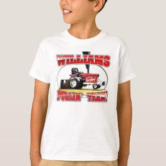 Camiseta Tracción del tractor