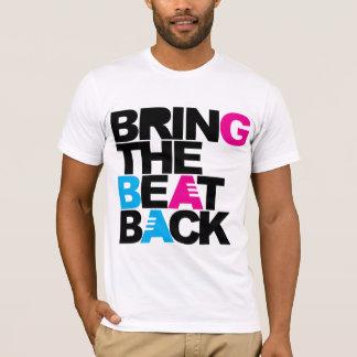 Camiseta Traiga el golpe detrás
