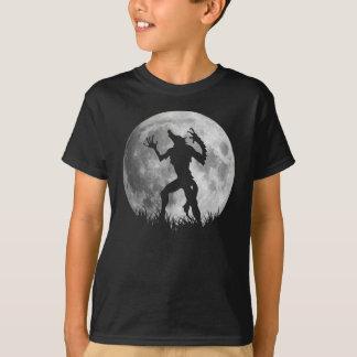 Camiseta Transformación fresca de la Luna Llena del hombre