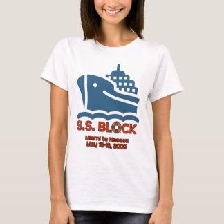 Camiseta Travesía de NKOTB