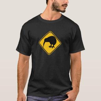 Camiseta Travesía del kiwi de Nueva Zelanda