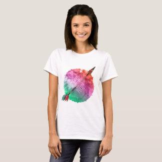 Camiseta traviesa de la flecha de Pixxel Boho