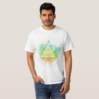 Camiseta traviesa de la sol de Pixxel