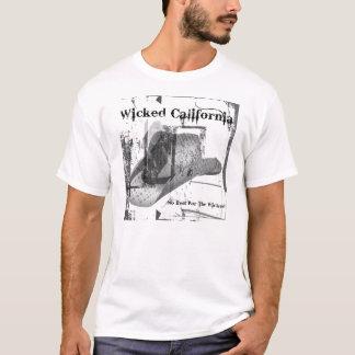 Camiseta traviesa del vaquero