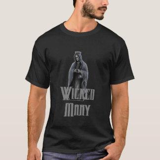 Camiseta traviesa del Virgen María