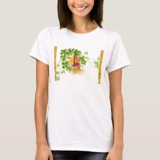Camiseta Trébol con hojas cuatro