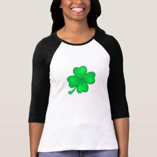 Camiseta Trébol De Cuatro Hojas