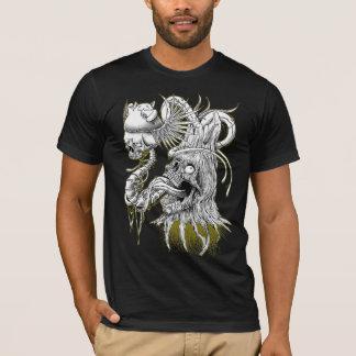 Camiseta treeskull