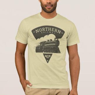 Camiseta Tren del número nueve