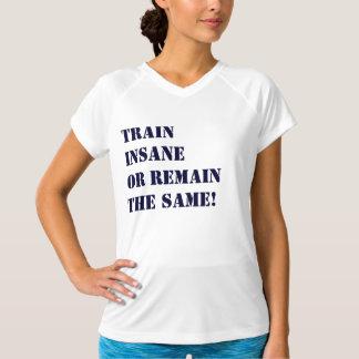 Camiseta ¡Tren insano!