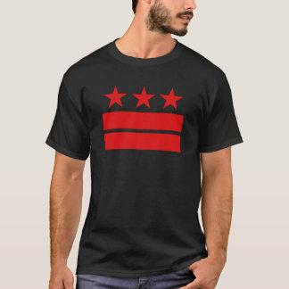 Camiseta Tres estrellas 2 barras