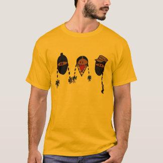 Camiseta Tres zapatistas