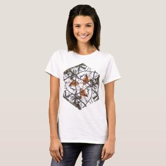 Camiseta Tríada astuta