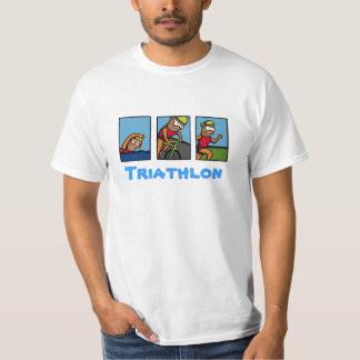 Camiseta Triathlon