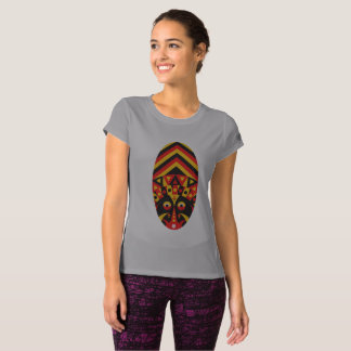 Camiseta tribal aborigen