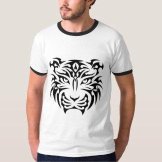 Camiseta tribal del campanero del tigre