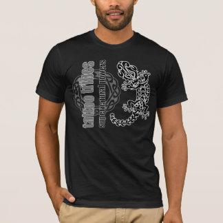 Camiseta tribal del Gecko