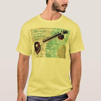 Camiseta Tributo de Ravi Shankar al Sitar y a la música