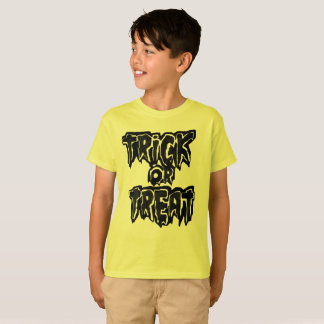 Camiseta trickXtreat Halloween