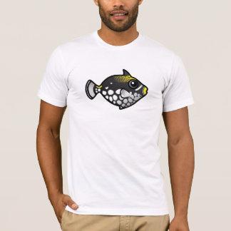 Camiseta Triggerfish lindo del payaso