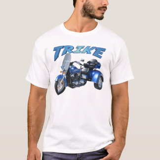 Camiseta Trike azul