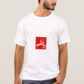 Camiseta Trike rojo