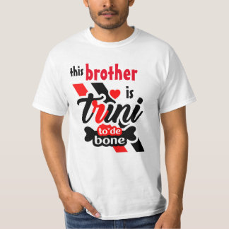 Camiseta Trini (Editable) 2 de bone (Brother)