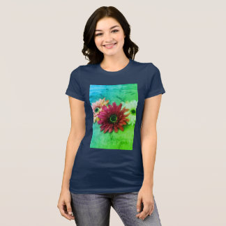 Camiseta Trío colorido