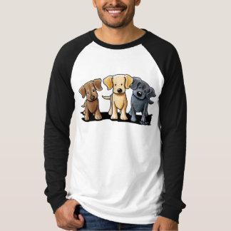 Camiseta Trío del laboratorio