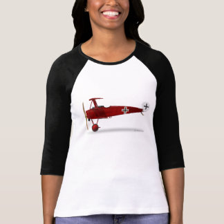 Camiseta Triplano de Fokker DR1