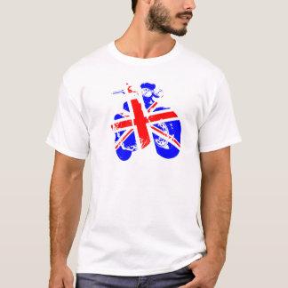 Camiseta Triple preocupado de la velocidad