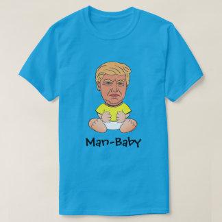 """Camiseta Triunfo divertido """"Hombre-bebé """""""