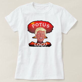 """Camiseta Triunfo divertido """"hongo atómico del loco de"""