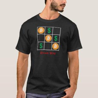 Camiseta Triunfos de Bitcoin